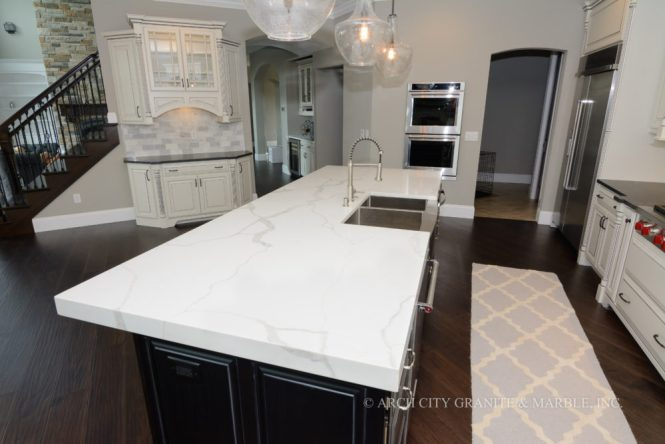 Quartz Countertops Kitchen Bathroom