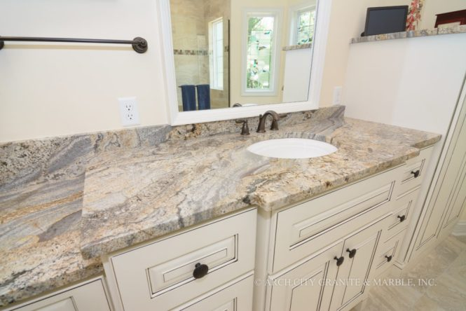How To Remove Rust From Granite Arch
