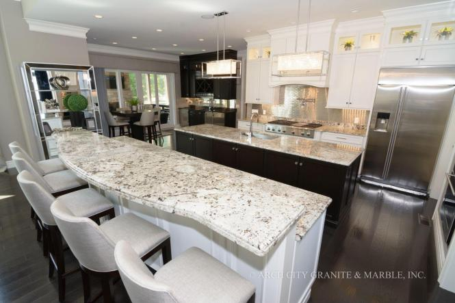 Alaska White An Elegant Granite