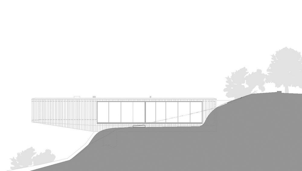 alcado-2 long. elevation 02