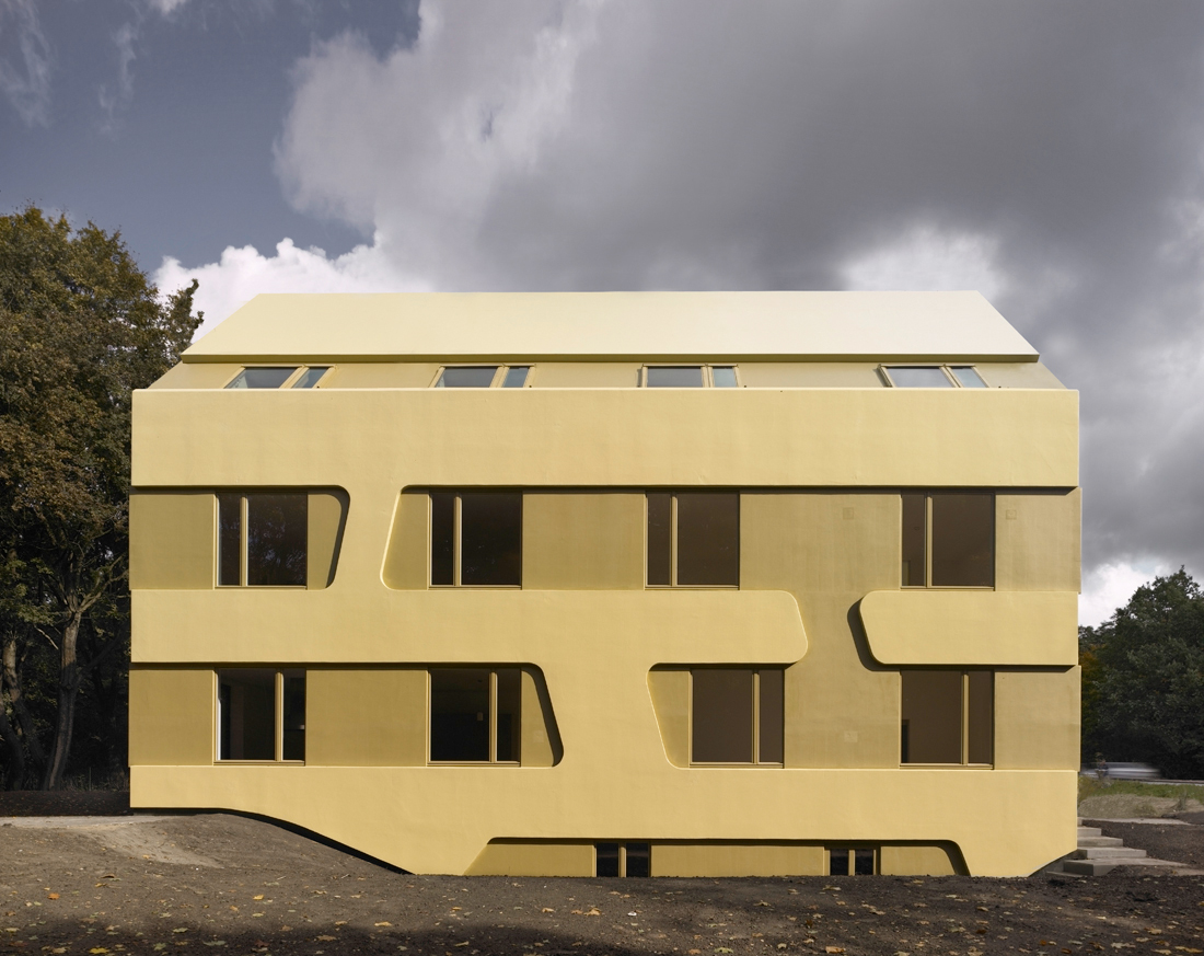Home for Children and Adolescents, Jurgen Mayer H. Architects