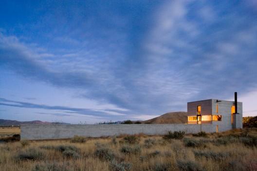 Idaho Outpost house
