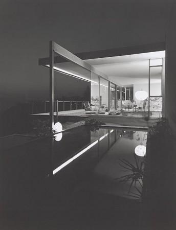 Chuey House, 1958 Los Angeles, CA / Richard Neutra, architect  © Julius Schulman