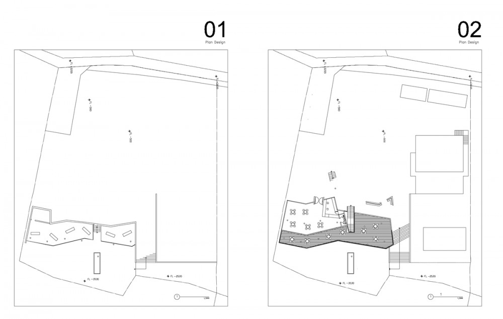 plans1-2 1st & 2nd floor plans