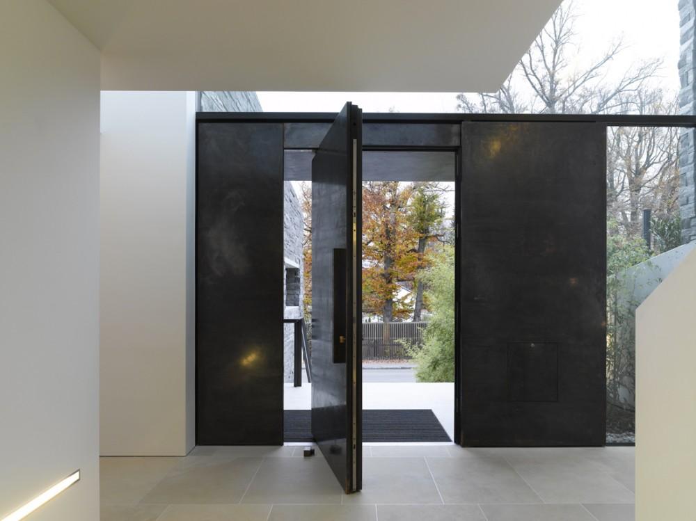House- Haus M - Titus Bernhard Architects © Jens Weber & Orla Conolly
