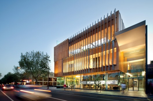 Surry Hills Library and Community Centre / FJMT