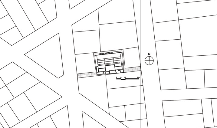 site Courtesy of Unsangdong Architects