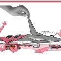 origami automobile museum- second page 3GATTI Origami © 3Gatti Architecture Studio