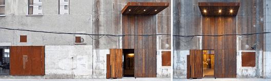 The Waterhouse / Neri & Hu Design and Research Office © Pedro Pegenaute