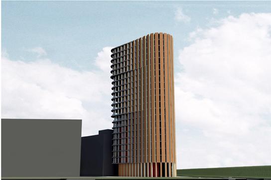 08 facades west facade west