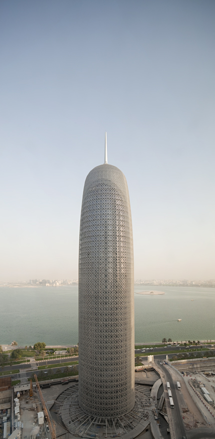 JEAN_NOUVEL_HIGH_RISE_OFFICE_BUILDING_QATAR0008 © Nelson Garrido