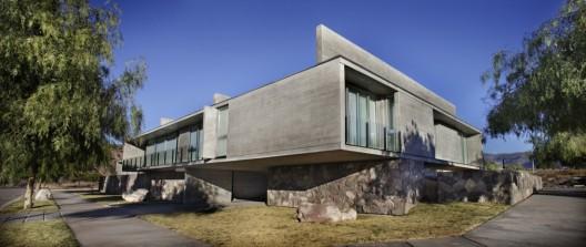 Sobrino House © Courtesy of A4estudio