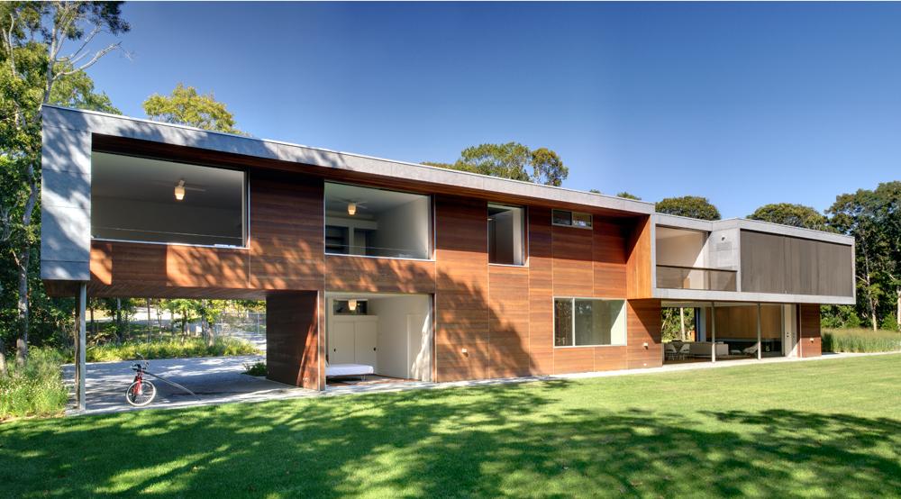 House - Pryor Residence - Bates Masi Architects © Bates Masi Architects