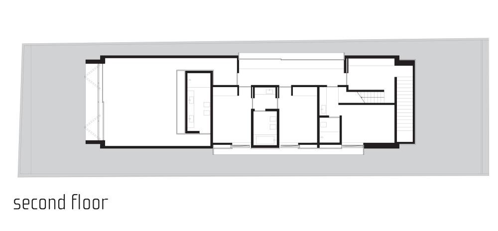 second floor plan second floor plan