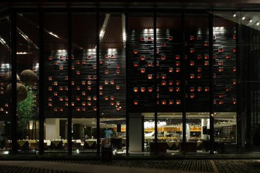 Yuwan Restaurant / Nota Design Architects + Engineers © Jian Long