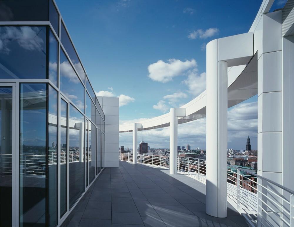 International Coffee Plaza / Richard Meier & Partners (8) © Klaus Frahm