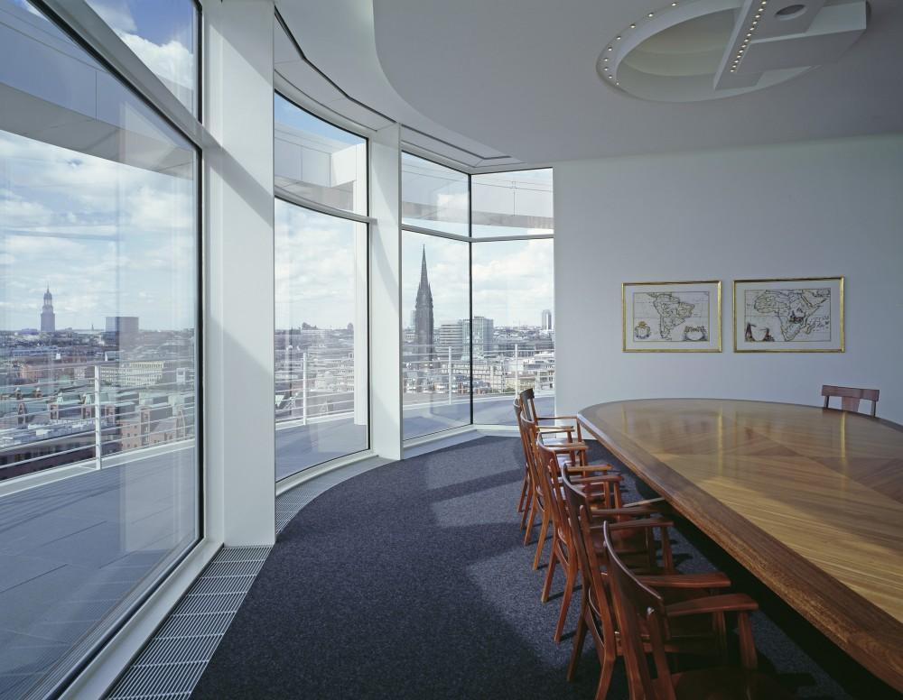 International Coffee Plaza / Richard Meier & Partners (11) © Klaus Frahm