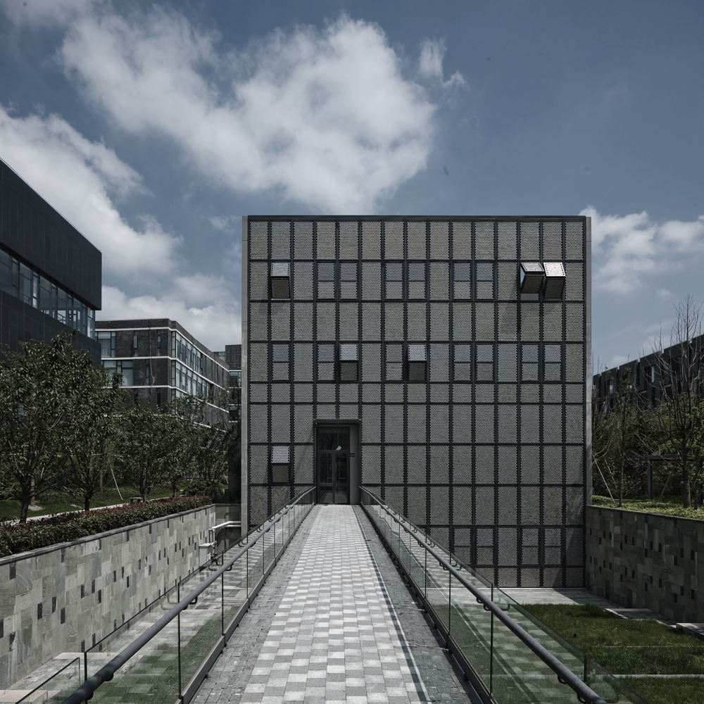 Can Cube / Archi Union Architects Inc  Sheng Zhonghai