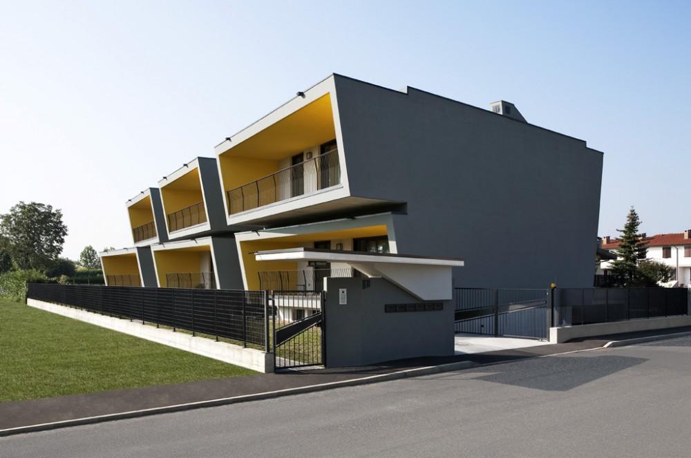 Shift Housing / AquiliAlberg © AquiliAlberg