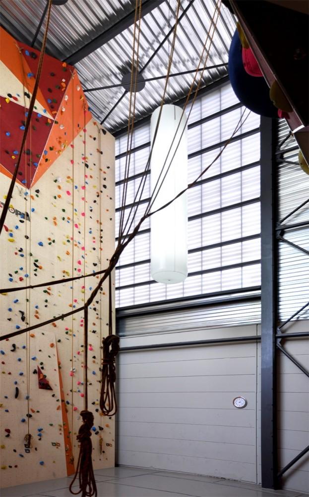 College Sports Hall / archi5 ©Fabien Terreaux