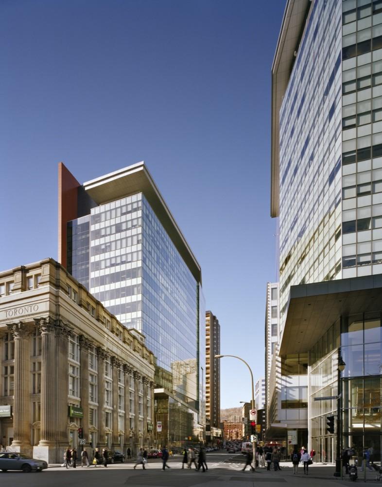 Le Quartier Concordia - John Molson School of Business / KPMB Architects with Fichten Soiferman et Associés Architectes © Eduard Hueber