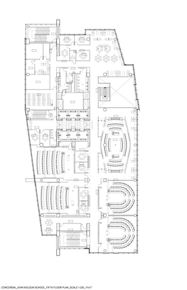 plan © KPMB Architects plan © KPMB Architects