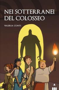Book Cover: Nei sotterranei del Colosseo