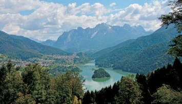 Lagole: un santuario dei Veneti antichi |