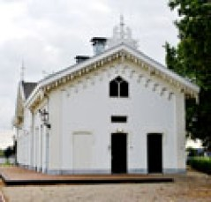 Het Oude Station - Stationserf 99 - Houten