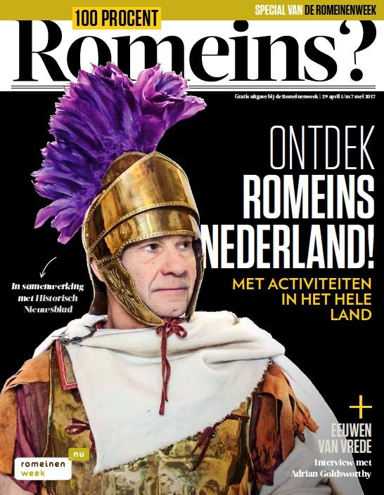 Romeins! Vondsten en waarnemingen in het Kromme Rijngebied