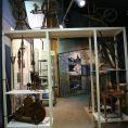 Ausstellung zur Kulturgeschichte des Spinnens 2012<br/>Mostra Filo fuso<br/>Exhibition on spinning