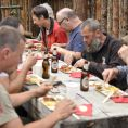 Grillfest der archeoParc-Bauwoche 2017<br/>Grigliata della settimana di lavoro 2017<br/>Party of the helpers week 2017<br/><br/>July 2017