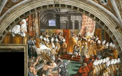 Il Natale della vittoria: 25 dicembre 800