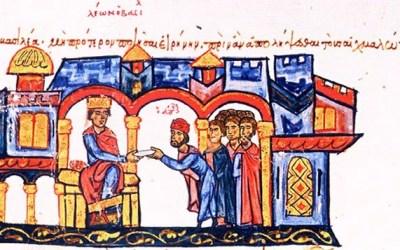 Costantinopoli, l'imperatore Leone VI, le regole di corte e le donne