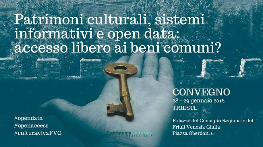 Da Trieste a Pompei, in archeologia vincono gli open data
