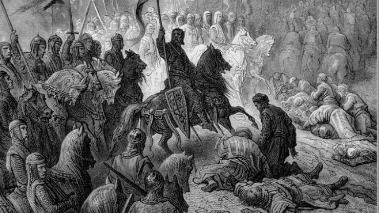 crociati, Costantinopoli