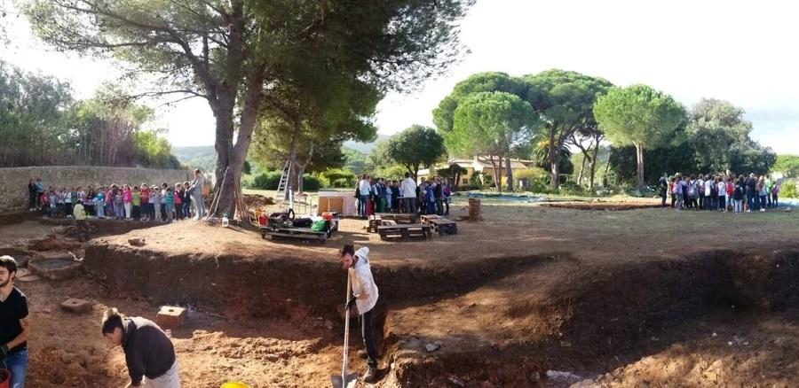 crowdfunding archeologico