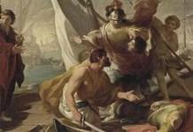 La morte di Pompeo