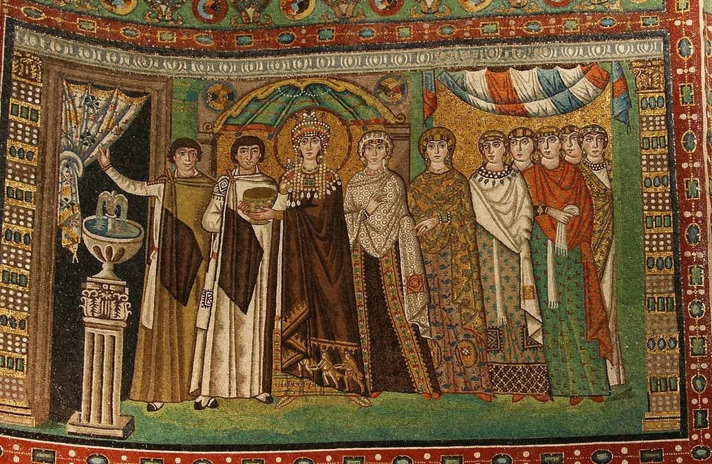 Teodora, la pornostar che salvò Bisanzio
