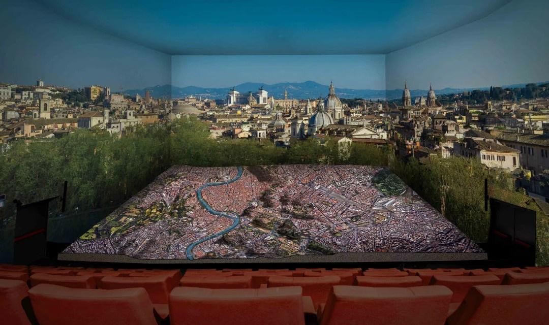 Welcome to Rome: un viaggio multimediale nella storia di Roma firmato Paco Lanciano