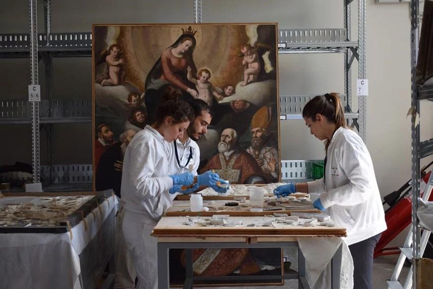 laboratorio-pronto-intervento-ISCR-Mole-Ancona