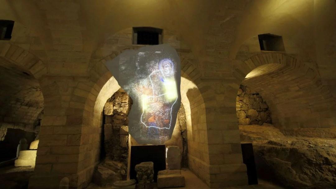 Terra Sancta Museum - multimedia 1