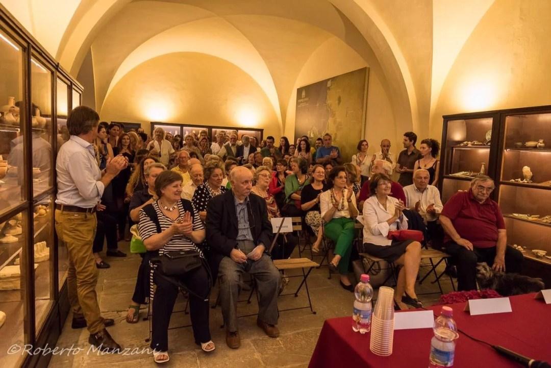 Museo etrusco di Populonia inaugurazione 2015