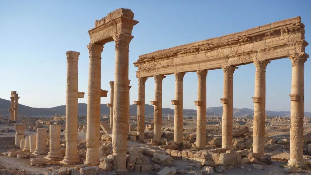 Palmira, Zenobia