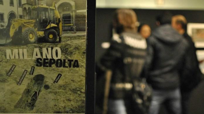 Milano sepolta
