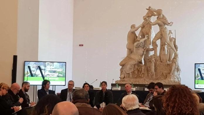tavolo comunicazione convegno icom italia