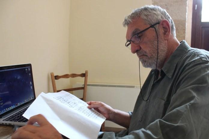 Aldo Di Russo narratore da museo