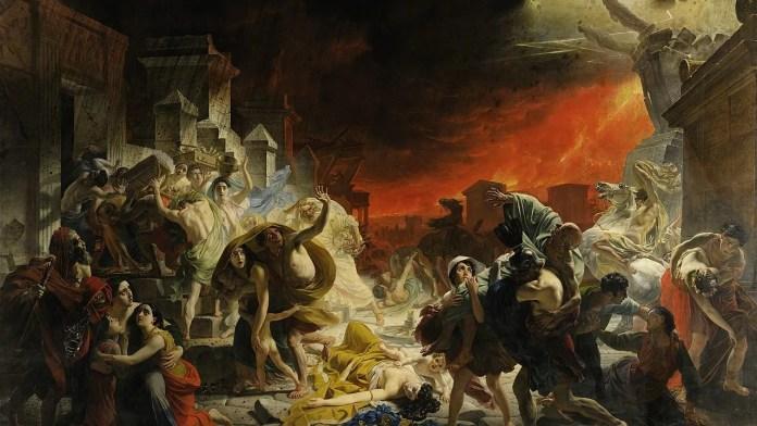 Karl Brullov, The Last Day of Pompeii