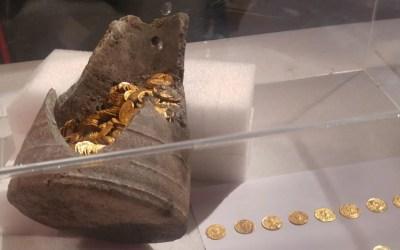 Cosa sappiamo finora del tesoretto di monete d'oro ritrovato a Como