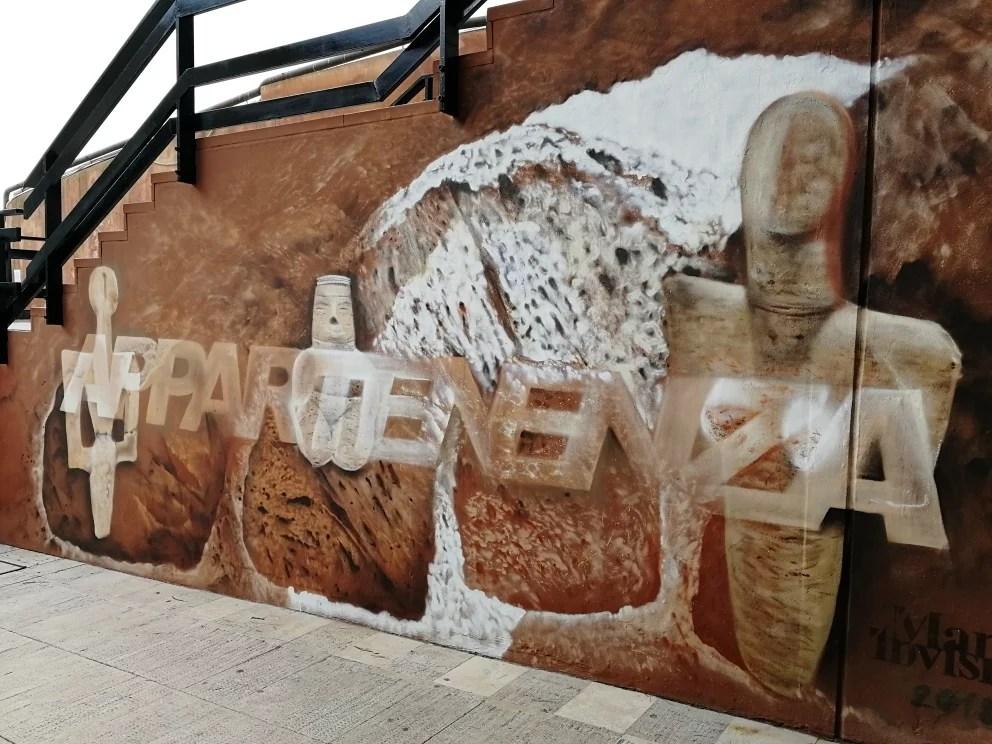 street art. Manu Invisibile, Appartenenza